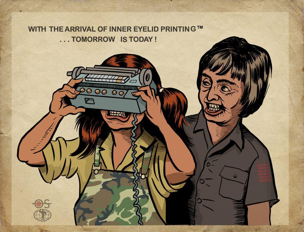 Inner Eyelid Printer 1