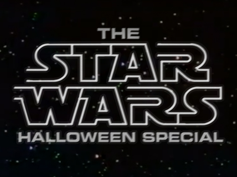 Long Lost Star Wars 1977 Halloween Special!