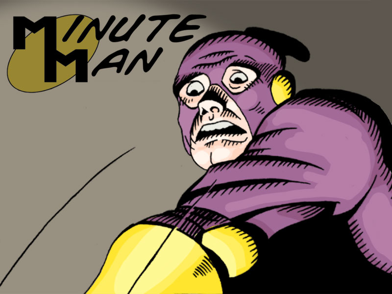Minute Man: Episode 1, Remastered