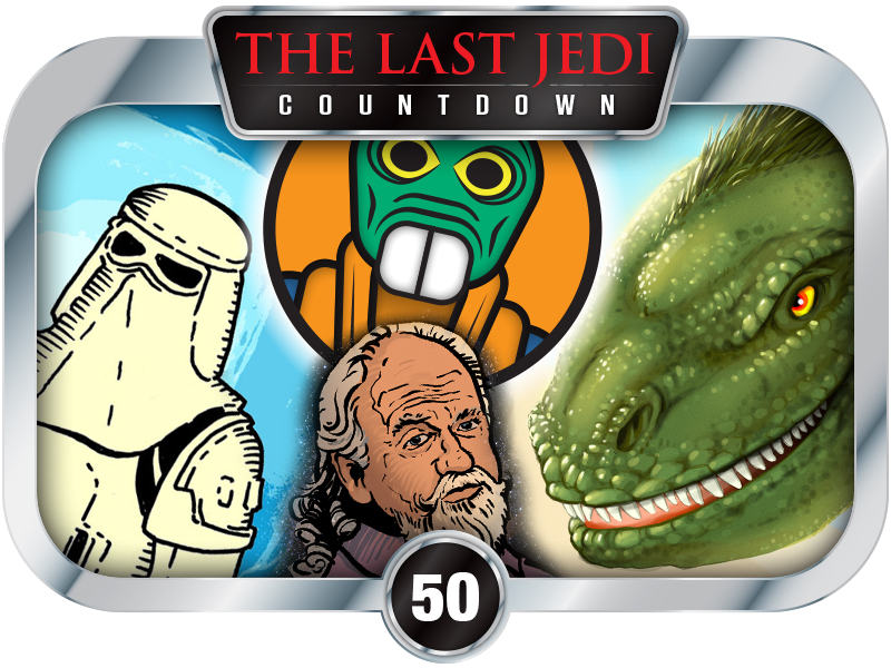 50 days to SW EP8 – Countdown & Contest!
