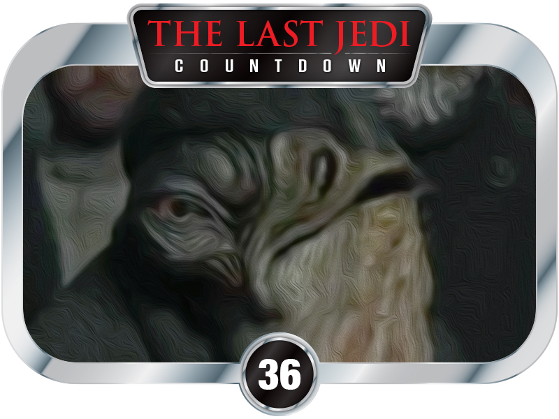 36 Days to SW EP8 – Rogue One Alternate Scene