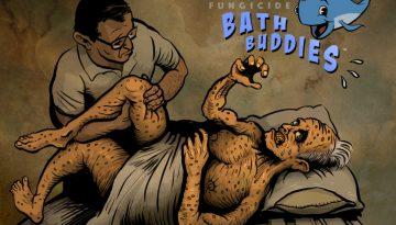 Kool Klench Bath Buddies A