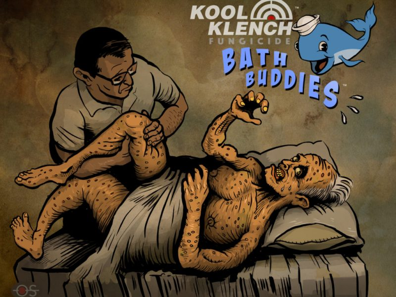 Kool Klench Bath Buddies A