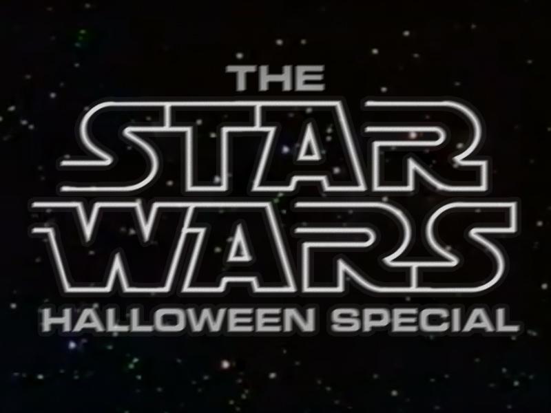 Long Lost Star Wars 1977 Halloween Special!