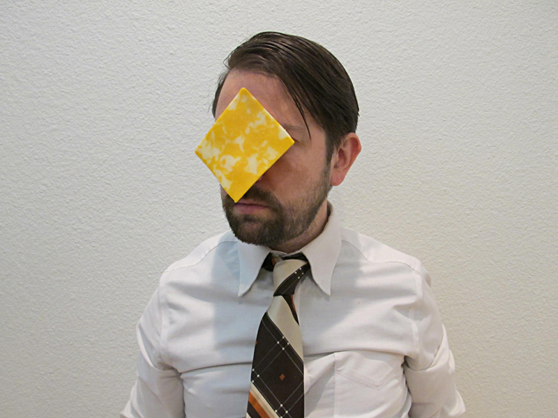 Did I Tell You About This Guy He Put Cheese On His Face?