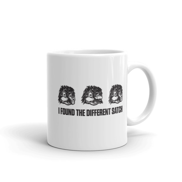 I Found the Different Satch - Mug