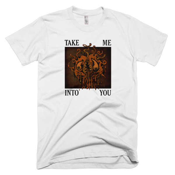 Take Me Into You (Tanny's Tumor) - Short sleeve men's t-shirt