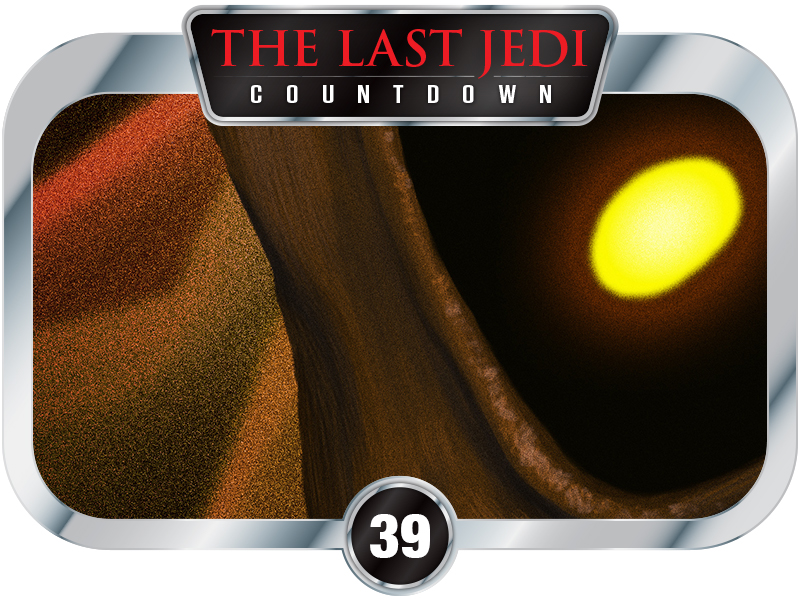 39 Days to SW EP8 - Creatures of A New Hope - Jawas