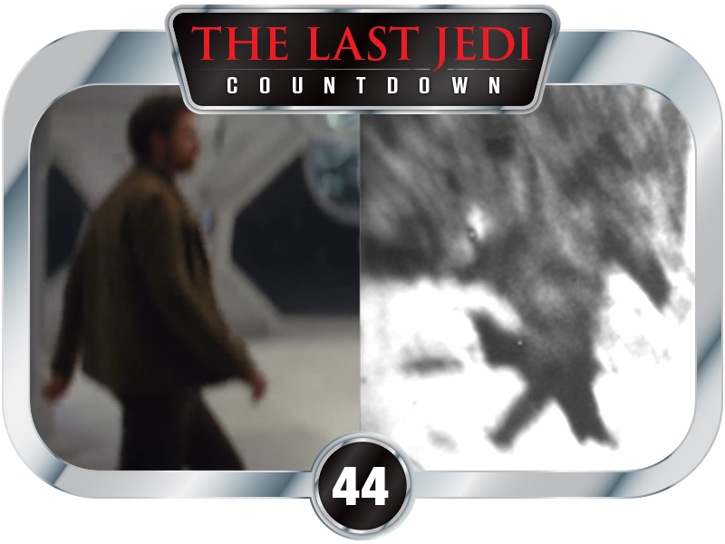 44 Days to SW EP8 – I saw it! Did you?