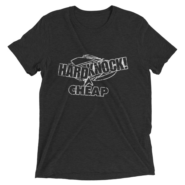 Hard Cheap Knock short sleeve t-shirt