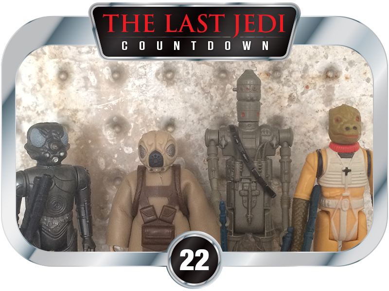 22 Days to SW EP8 – Bounty Hunter Thanksgiving Tips
