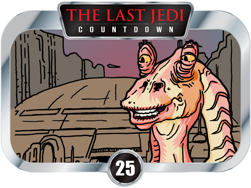 "25 Days To SW EP8 - New Comics ""Coruscant Business Stories"""