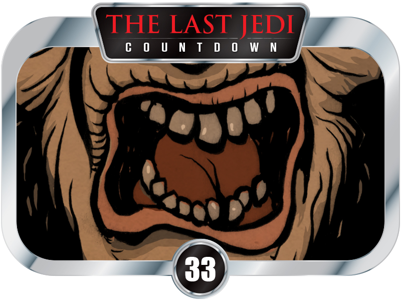 33 Days to SW EP8 – Sheev So Bad Comics