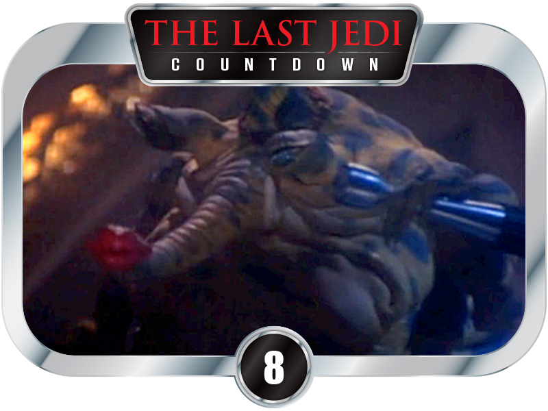 8 Days To SW EP 8 – I Decided Long Ago Never To Walk in Anyone's Shadow